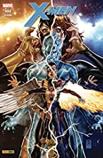 X-Men (fresh start) N°8 d'Ed Brisson