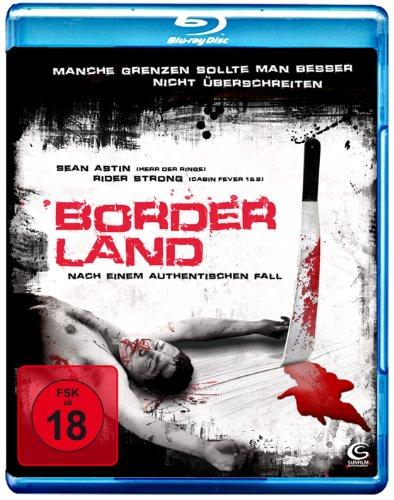 Borderland [Blu-ray]