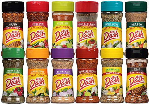 Mrs. Dash Seasoning Blends Variety Pack - 12 Flavors