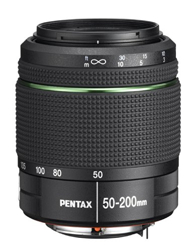 Pentax SMC DA 50-200mm / f4-5,6 AL WR Telezoomobjektiv