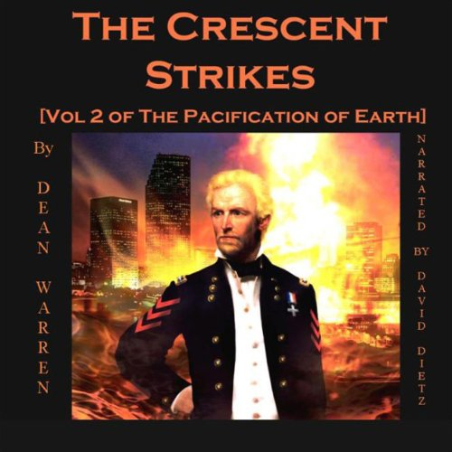 The Crescent Strikes audiobook cover art