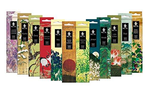 Tierra Zen Nippon Kodo Set 2/2 Koh Do 12 Cajitas Variadas -