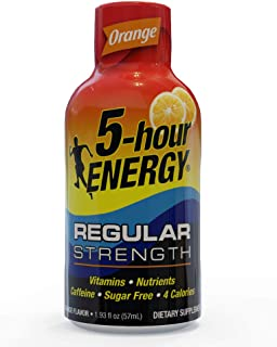 5 hour energy does it work