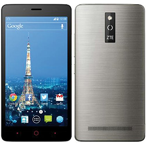 neues Smartphone ZTE Blade V220 Silver Gray