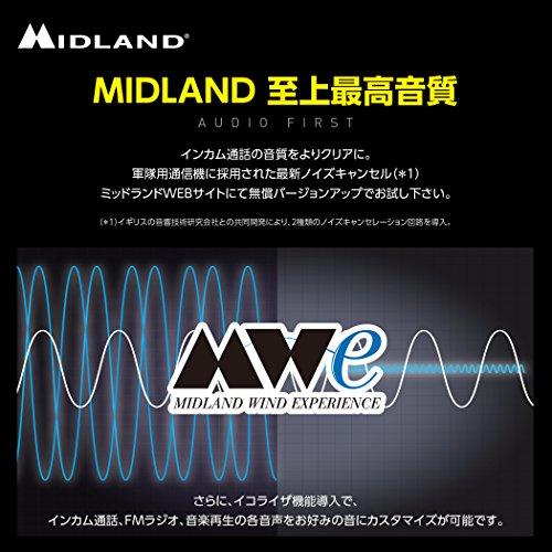 MIDLAND(ミッドランド)『BTNEXTPROHi-Fi』