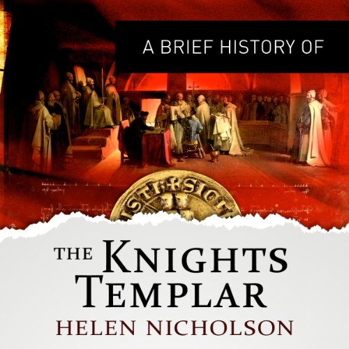 A Brief History of the Knights Templar cover art