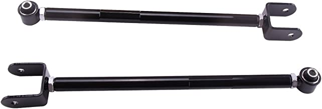 maXpeedingrods Rear Lower Camber Control Arms for BMW E46 1999-2005 323i, 323ci, 323cic, 325i, 325ci, 325cic, 325xi, 328i, 328ci, 328cic, 330i, 330ci, 330cic, M3