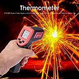 Immagine 1 kkmoon hw600 termometro a infrarossi