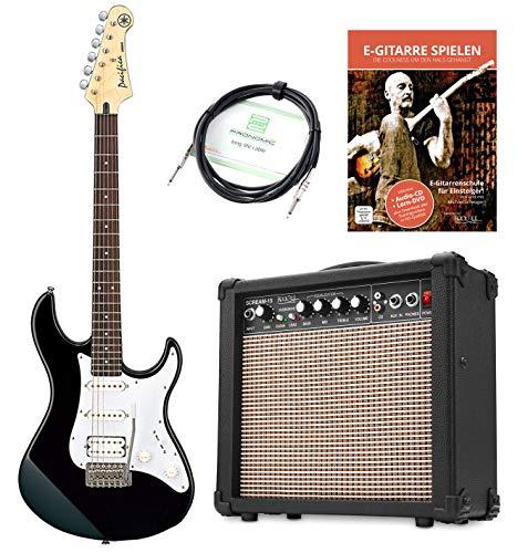 Yamaha Pacifica 012 BL Einsteiger Set
