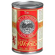 Caledonian Kitchen Haggis with Sirloin Beef, 14.5oz