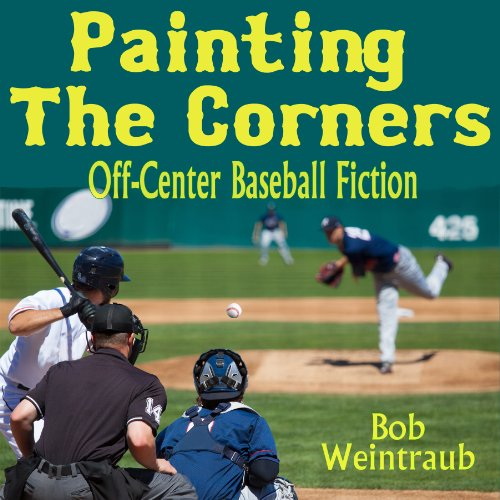Painting the Corners audiobook cover art