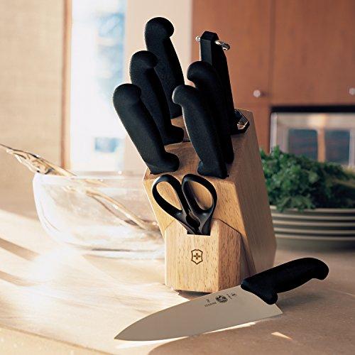 Victorinox 8-Piece Knife Block Set