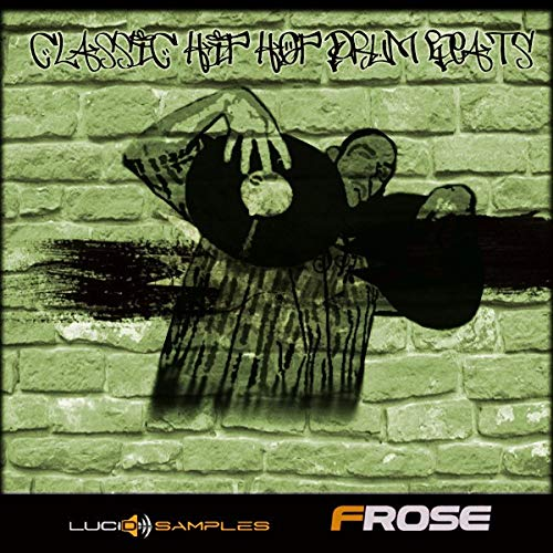 Percusiones clásicas de Hip Hop Drum Beats: 231 Hip Hop Drum Loops y 576 One Shot Bass Samples. ¡Descargar ahora! | Download
