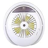 BUFANXIN Karikatur-Ventilator-Mini-Spray-Ventilator Hauptdesktop-Aufladung Des Kleinen Ventilator-Sprühnebel-Befeuchtungs-Ventilators Ultraschall