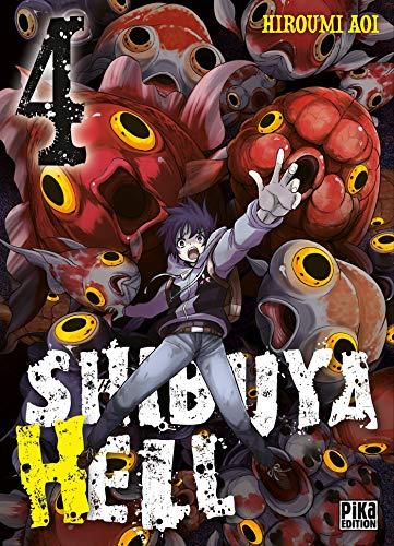 Shibuya Hell Edition simple Tome 4