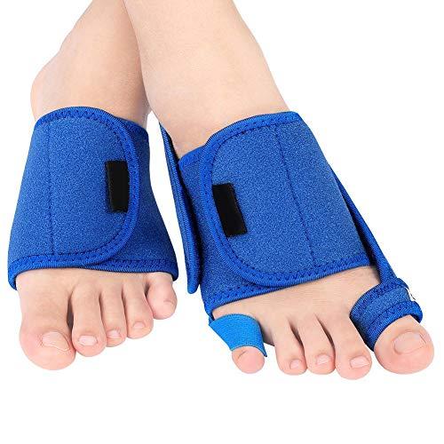 Corrector de juanetes, férula ortopédica para juanetes, enderezador de dedos en martillo, separador de dedos gordos, alivio del dolor, corrección de hallux valgus, soporte de día y noche