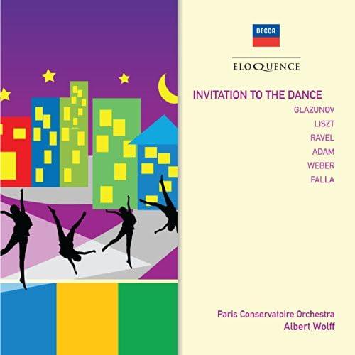 Paris Conservatoire Orchestra & Albert Wolff