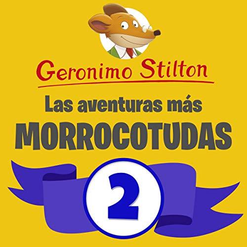 Las aventuras más morrocotudas de Geronimo Stilton 2  By  cover art