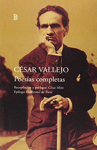 Poesias completas -cesar vallejo-