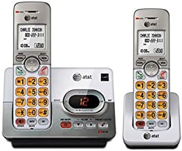 AT&T EL52203 2 Handset Cordless Answering System with Caller ID/Call Waiting photo
