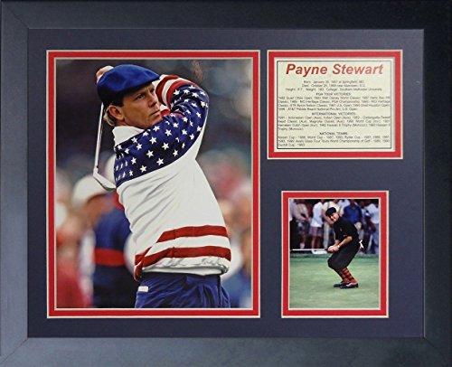 Payne Stewart PGA Golf Framed 8x10 Photograph