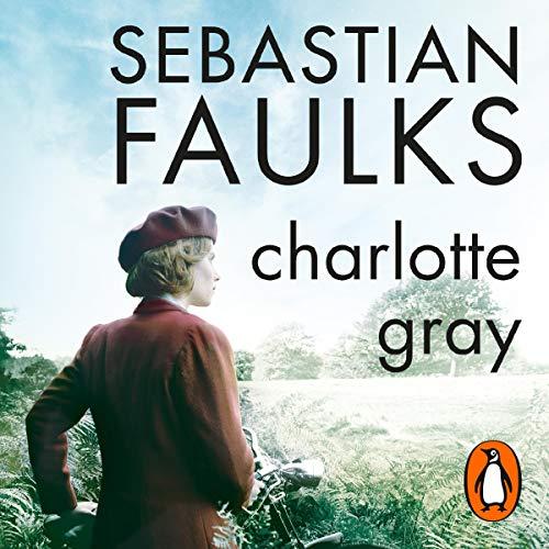Charlotte Gray audiobook cover art