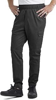 Men's Stretch Jogger Chef Pant (XS-3X, 3 Colors)