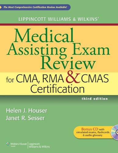 Lippincott Williams & Wilkins Medical Assisting Exam...