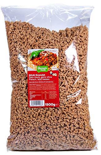 PROTEINE DE SOJA TEXTUREE haché 1,5kg VANTASTIC FOODS