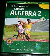 Best larson algebra 2 teacher edition Reviews
