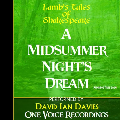 Lamb's Tales of Shakespeare audiobook cover art