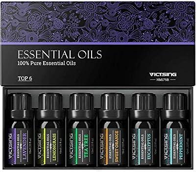 VicTsing 10ml Aceites Esenciales