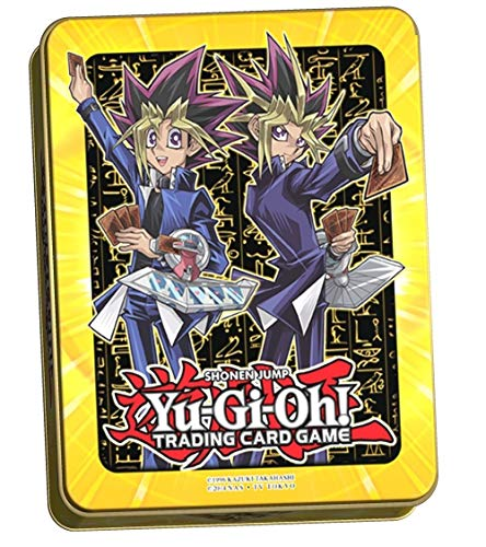YU-GI-OH! Cards 2017 Yami Yugi & Yugi MUTO Mega Tin, Model:83717833932