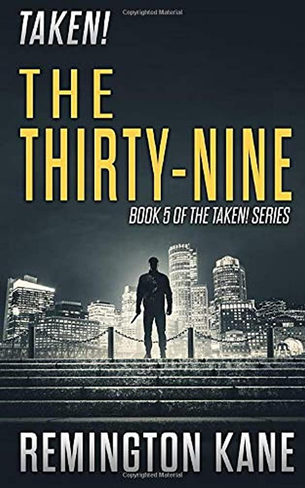 本会議花束キャストTaken! - The Thirty-Nine (A Taken! Novel)