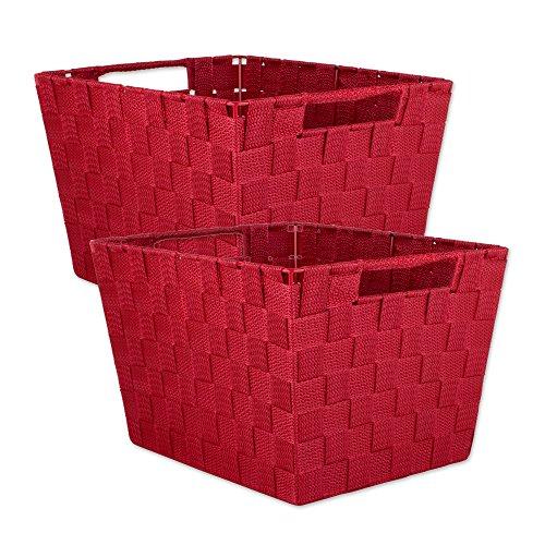 estante rojo fabricante DII