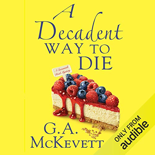 A Decadent Way to Die  By  cover art