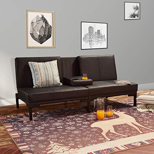 La Mejor Lista de Sofa Cama Negro los 10 mejores. 3