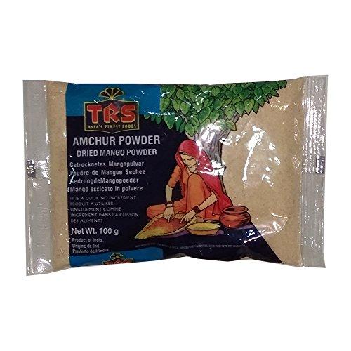 Indische Amchur Mangopulver - 100g