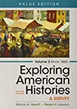 Exploring American Histories, Volume 2, Value Edition & Reef Polling Moblie Student (Six-Month Access)
