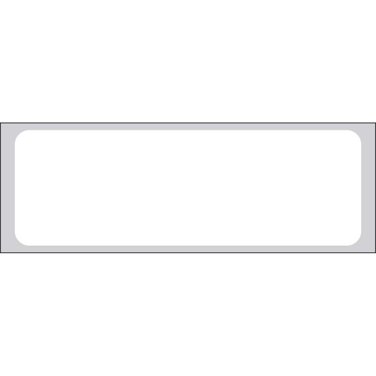 PDC ADLR-13 Removable Label Paper Litho List price Paperstock Smudgeproof Columbus Mall