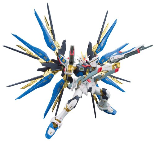 Bandai Hobby # 14RG Strike Freedom Model Kit (1/144Maßstab)