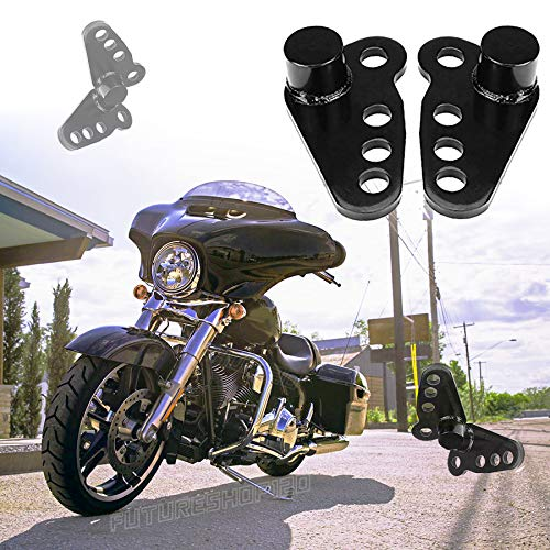 XMT-MOTO Motorcycle Chrome Topper Bolt Cap Cover For 2007-2013 Harley Davidson Softail Twin Cam
