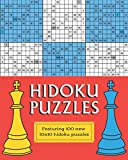 Hidoku Puzzles: Featuring 100 new 10x10 hidoku puzzles