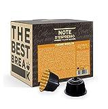 Note d'Espresso - Crème Brûlée - Cápsulas de Bebida - Compatibles con Cafeteras de Cápsulas...