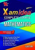 Xam Idea Maths Class 8 for 2020 Exam