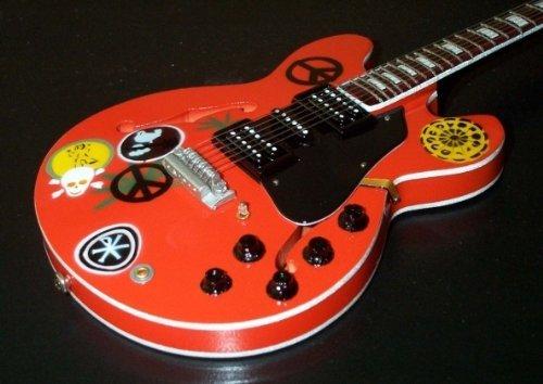 Alvin Lee miniature Mini Guitar Gibson ES 335Dix ans après