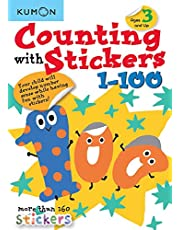 Counting with Stickers 1-100
