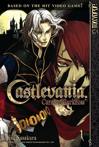 Castlevania Curse of Darkness 1