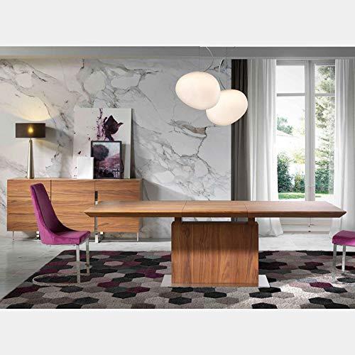 M-034 SOS Esszimmermöbel, Farbe: Nussbaum