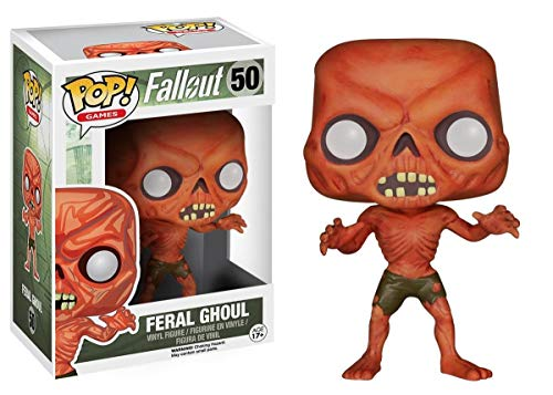 FUNKO POP! GIOCHI Fallout - Ghoul